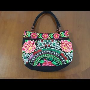 Embroidery bag